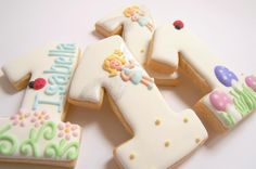 The COOKIE Collaboration, Hand decorated Cookies