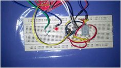 Digital Tachometer using Arduino Microcontroller