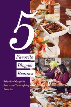 5 favorite #blogger