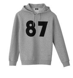 APC hoodie - 1987