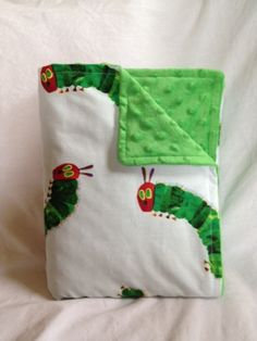 The Very Hungry Caterpillar InfantToddler Blanket