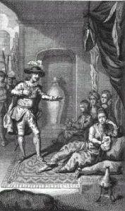 Madame de La Fayette, Monsieur de Segrais – Zayde, a spanish story, edición ilustrada en inglés (1777