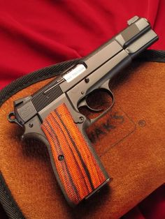 Browning Hi Power : One of my favorites Find our speedloader now! http://www.amazon.com/shops/raeind