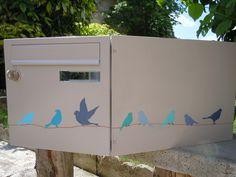 Personnaliser sa boite aux lettres   Trouver des idées de décoration tendances avec Mr.Bricolage