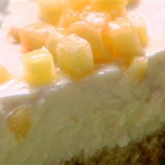 Try this Honey Yogurt Cheesecake recipe by Chef Anna Olson. This recipe is from the show Fresh.