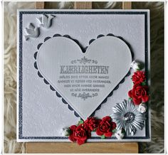 Scrappiness: Bryllupsdag Frame, Decor, Picture Frame, Decoration, Decorating, Frames, Deco