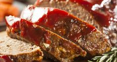 This Savory Meatloaf With A Thick Sauce Is My Husbands Favorite; Especially When I Add Extra Of This Ingredient