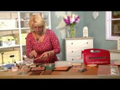 Craft Dies by Sue Wilson -- Tutorial Video -  Sending Wishes Card for Creative Expressions
