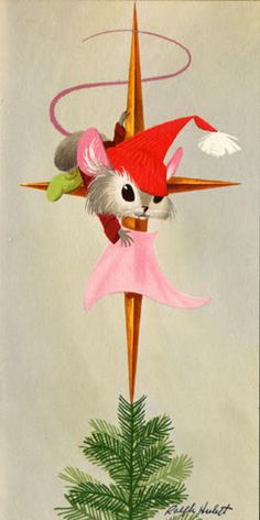 Vintage Christmas - Ralph Hulett