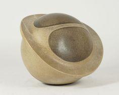 Hilbert Boxem, ceramic object, 1971