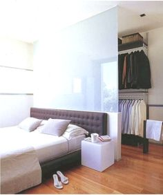 Bedroom Wall Wardrobe Design Box Bedroom Designs Bedroom Closet Design Ideas Wardrobe Designs For Set Box Bedroom, Bedroom Storage, Bedroom Decor, Bedroom Ideas, Bedroom Divider, Bedroom Lighting, Girls Bedroom, Bed Divider, Bedroom Chandeliers