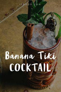It's #tiki #cocktail time