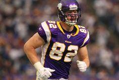 Kyle Rudolph-TE- Minnesota Vikings