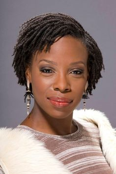 Two Strand Twist   Black Women Natural Hairstyles
