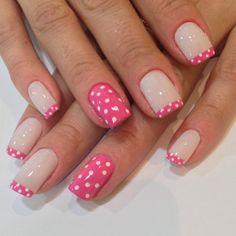 Que delicadiiiiinhas! 💟💟 Feitas pelas @meninasdosalao! 💅 Fun Nails, Pretty Nails, Nail Art Techniques, Nail Envy, Heart Nails, Nail Art Hacks, Stylish Nails, Nail Arts, Manicure And Pedicure
