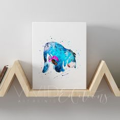 Eeyore, Winnie the Pooh Gallery Wrapped Canvas