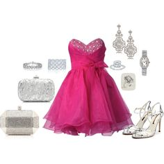 Party !!, created by fashiongirl-26 on Polyvore