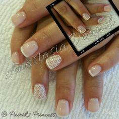 #nail  #nails #nailart #stamping Made by Anastasia Vergidi in Patrik's Princess
