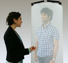 3D holographic chats will become a reality with the Telepod