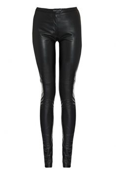 Zoe Jordan Piano Leather Trousers - Just In - Shop - London-Boutiques.com