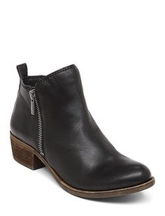 I really need some black ankle boots that are really comfortable. I haven't found the right pair yet, but will probably look for some in the USA