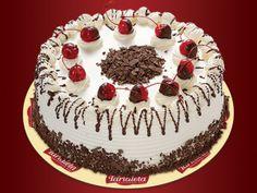 12 Hermosos pasteles decorados con crema (10)