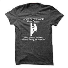Pole Dancer T Shirts, Hoodies, Sweatshirts - #pink sweatshirt #linen shirt. CHECK PRICE => https://www.sunfrog.com/LifeStyle/Pole-Dancer-61794378-Guys.html?60505