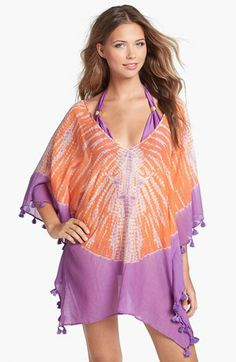 ViX Swimwear 'Saicu' Caftan Cover-Up available at #Nordstrom