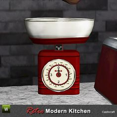 cashcraft's Retro Kitchen Food Scale