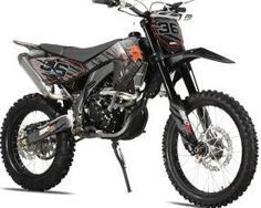 250cc apollo dirt bike