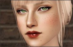 Yuvie LipsA set of lips based off custom content made by Mouseyblue for theirsim Yuvie. Blend of Enayla's Pixie Loveless with RenK's Night Garden in 14 colours.DownloadCreditEnayla, RenK - Texture  CuriousB, Pooklet - AlphaAelia, CuriousB, Trapping (1 2) - Colours  Mouseyblue - Original Lip