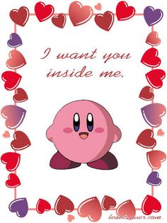 Not too much if a Kirby fan, but thought this was hilarious!