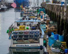 https://flic.kr/p/zQ6eTV | Merrill's Wharf, September 2015 | A look down Merrill's Wharf on a recent evening.