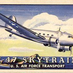 C-47 Skytrain  -  Jeff Sexton - Google+