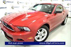2013 Ford Mustang Kansas City, MO 1ZVBP8AM7D5209018