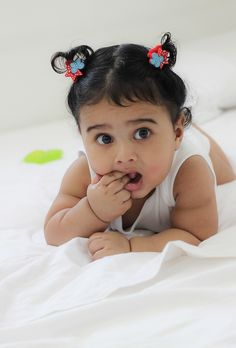 Indian Baby Girl Hairstyle Images