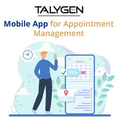 Schedule day-to-day meetings with Talygen's #AppointmentManagement application. It enables users to create external links to share with clients and help them accept appointments with one-click.  #Talygen #onlineappointmentcalendar #schedulingappointments #appointmentschedulingsystem  Take a tour of Talygen's Appointment scheduler now. Appointment Calendar, Appointments, Mobile App, Schedule, Management, Create, Timeline, Mobile Applications