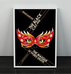Cartel promocional edición especial de libro - Técnica: Composición vectorial - Autor: Iván Cardona - DD1