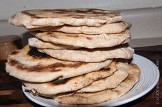 See It, Try It, Capture It » Moroccan pita bread