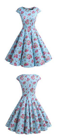 vintage dresses,50s dresses,retro dresses,rockabilly dresses,floral dresses,