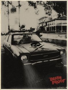 an analysis of the quentin tarantinos eccentric movies death proof When all is said and done, death proof is probably quentin tarantino's most strangely crafted film so far its an interesting hybrid of the 80s slasher film/giallo/girl gang/hot rod movie inspired by the grindhouse double feature idea (a project first suggested by robert rodriguez .