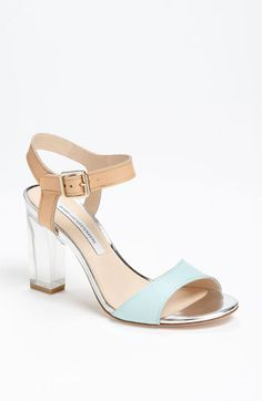 Cannot wait for these beauties to arrive! Diane von Furstenberg Patmos Sandal  Nordstrom