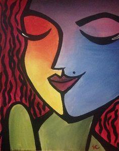 Paint Nite Richmond | Mi Hacienda 04/16/2015