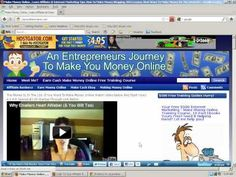 5 hours of Training on all aspects of Internet marketing and says to start your won home based business    I wise I had Access to this information when I first startup out.    Watch the video Here