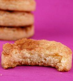 Snickerdoodle Shortbread