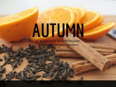 Natural Autumn Room Fragrance