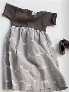 cute dress idea, could add a little cute saying