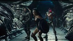 Presentan avance de La Liga de la Justicia sin Superman | El Puntero