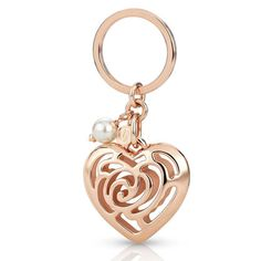 Buy Nomination Roseblush Collection Brass Copper Heart Key Ring at Hugh Rice Jewellers. Free delivery on Nomination. Rated 5 stars by our customers Nomination Charms, Heart Keyring, Copper And Brass, Key Rings, Rose Gold Plates, Swarovski, Cufflinks, Jewels, Pendant