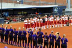 Catamount softball vs. College of Charleston at @Southern Conference Tournament (2013)